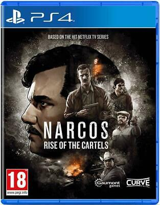 Narcos Rise of the Cartels | PlayStation 4 PS4 New