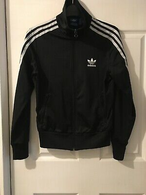 Adidas Black Jacket Size 8