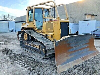 2006 CAT Caterpillar D6N XL Crawler Dozer; Rippers; Inspection/walk-around VIDEO