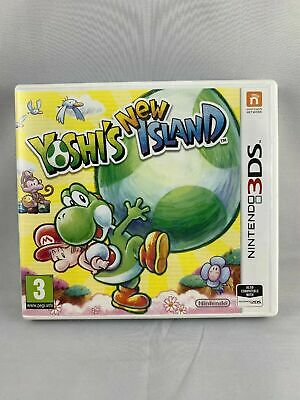 JEUX 3DS YOSHI'S NEW ISLAND   ( vers francaise  )