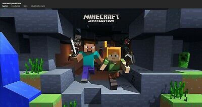 Minecraft Java Edition Account Instant Delivery (PC)