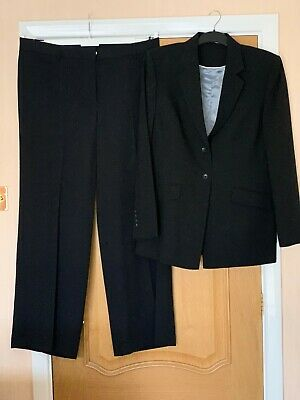 Austin Reed Trouser Suit Size 16 With Original Suit Bag In Immaculate Condition 26 00 Picclick Uk