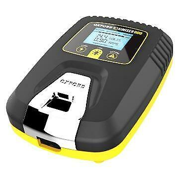 Oxford Oximisers 900 Battery Charger/ Trickle Charger