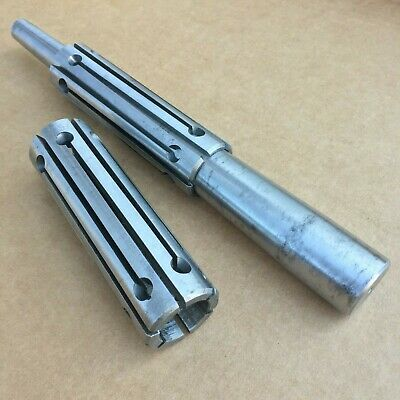 """Expanding mandrel set 1"""" - 1.45"""" Made in Japan Excellent Condition !!!"""