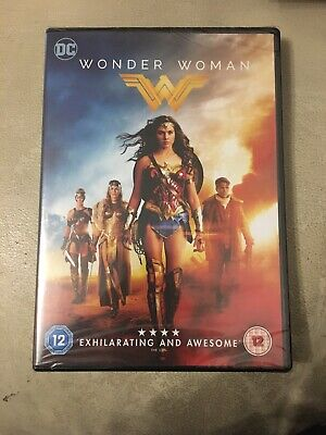 Wonder Woman 2017 DVD. Brand New