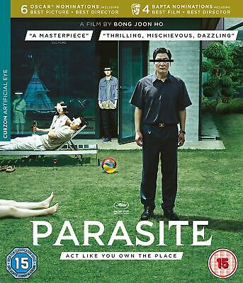 Parasite [Blu-ray] [2020] preorder This title will be released on June 1, 2020.