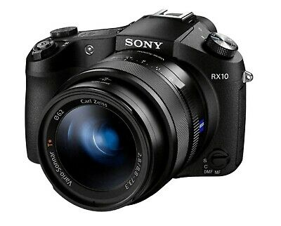 Sony Cyber-shot DSC-RX10 20.2 MP Digitalkamera - Schwarz