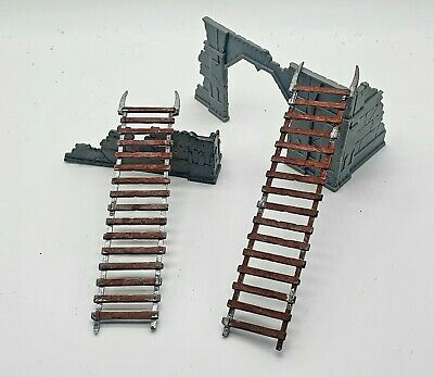 Games Workshop Lord Of The Rings Scenery and Ladders