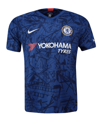 Chelsea Home Shirt 2019/20 Brand New With Tags Blue Shirt Size S-2Xl