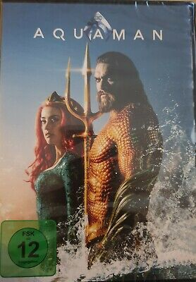 Aquaman - (DVD) Neu in Folie