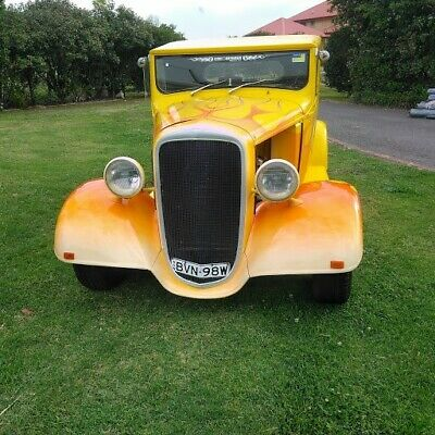 1935 Chev Hot Rod Ute For Sale