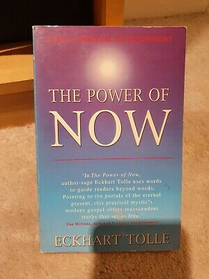 """"""" The power of now Eckhart Tolle"""
