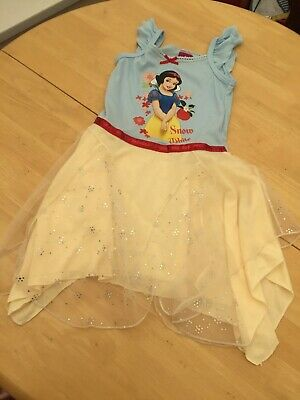 girls nightdress snow white princess age 2-3years new