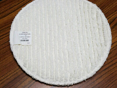 ORECK ORBITER CARPET BONNET, OEM PN 437-053 Oreck Dry Carpet Cleaning Pad