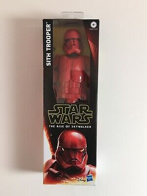 """Star Wars - The Rise Of Skywalker - 12"""" Sith Trooper Action Figure (New)"""