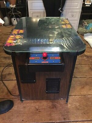 Ms. PacMan Arcade((WORKING)) 1980-1981 Midway Arcade, Used, plays well (Video)
