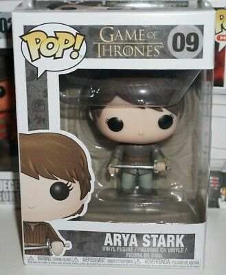 Funko Pop Arya Stark #09 Game of Thrones Brand New