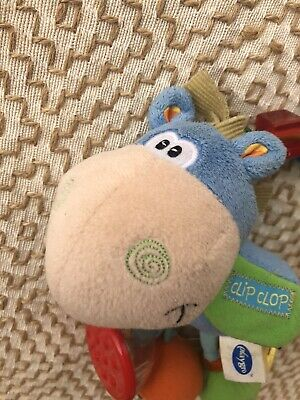 Playgro Rattle And Clip On Pram Toy