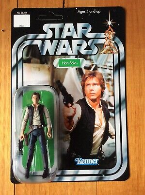 Star Wars Vintage Collection Han Solo Original Trilogy Collection