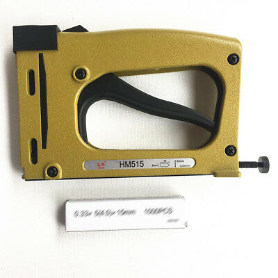New Framing Joiner Tool Flexible Point Driver Tacker for Joiner DIY &1000 Points