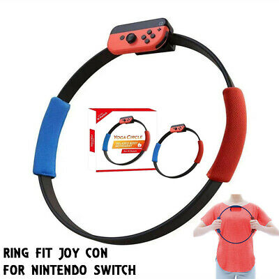 New Fitness Ring Set for Nintendo Switch Joy-con Ring Fit Adventure Game