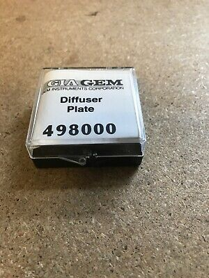 New Gia Gem Instruments Diffuser Plate Microscope