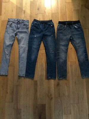 Boys Jeans bundle Size 13 To 14 Years