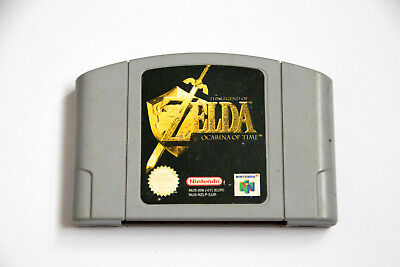Zelda Ocarina Of Time Nintendo 64