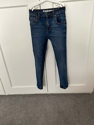 Boys Skinny Fit Jeans Age 7yrs.