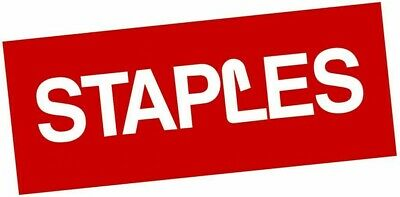 Staples $25 OFF $75 online order coupon.exp 2/23/20*FAST DELIVERY*