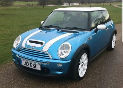 r53 mini cooper s  62000 miles   Cruise, climate control, high spec