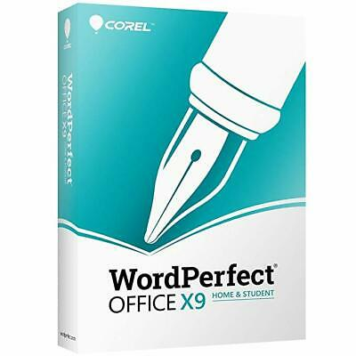 Corel WordPerfect Office X9 Pro / Full Version / Lifetime License ✔️