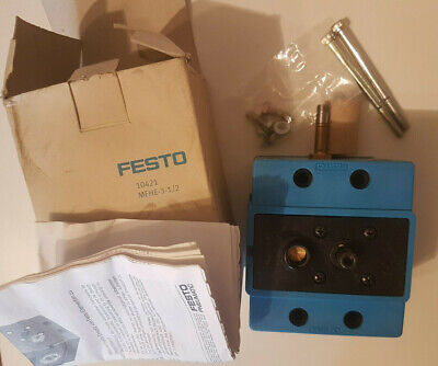 Festo MFHE-3-1/2 10421 Solenoid - New/Boxed Worldwide Shipping, Invoice, Vat