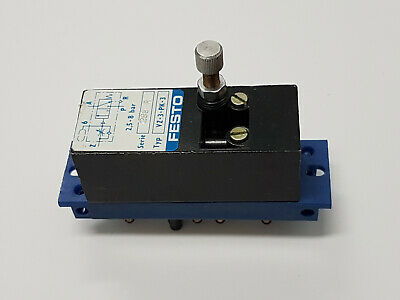 Festo VZ-3-PK-3 5755 Delay Valve - Worldwide Shipping