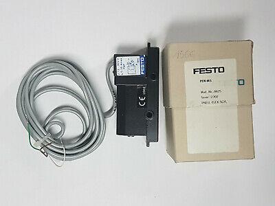 Festo PEN-M5 8625 Pe-Wandler New/Boxed Worldwide Shipping, Tax / Commercial