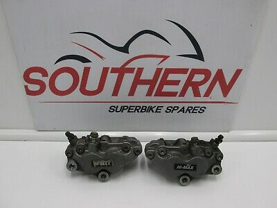 Kawasaki Zzr 600 E1 1993 Front Brake Calipers