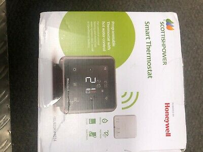 Honeywell Smart Thermostat Wireles Touchscreen 7 Day Hot Water Control OpenTherm