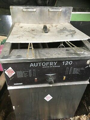 Commercial Electric Fryer Autofry 120