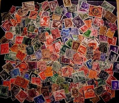 Deutsches Reich Briefmarken Sellos Timbres Stamps Konvolut Fundgrube Lot