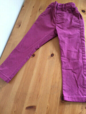 Next Plum Colourerd Trousers - 1 1/2 - 2 years. Very good condition