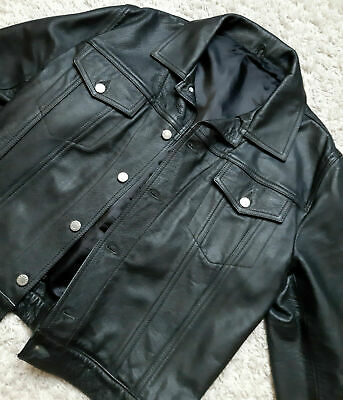 EXPECTATIONS leather jacket - size 40 UK - EXCELLENT CONDITION