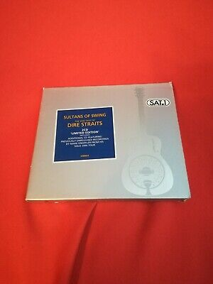 DIRE STRAITS - Sultans Of Swing -  2 CD Limited Edition