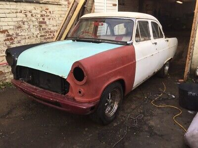 Ford Consul 1956 £££ spare parts, running zephyr zodiac