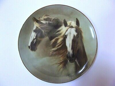 The Andalusian by Fred Stone Horse Collector Plate American Artists