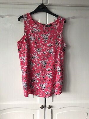 Maternity Bundle 2 Tops Size 10 New Look & Blooming Marvellous VGC Spring Summer