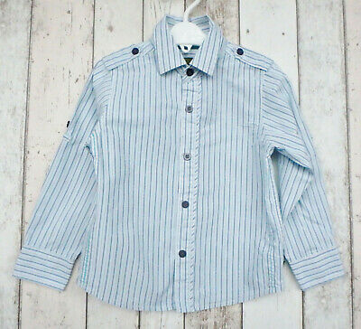 ** FAB Boys Candy Striped Long Sleeve Shirt - Ted Baker (5 years) **