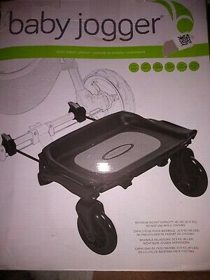 Baby Jogger Glider Board, Black, For Various Strollers Including City Mini