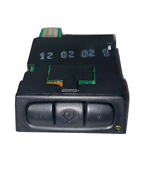 Factory 80-05 Cadillac Dome Overhead Console Garage Door Transmitter Homelink