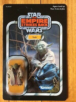 Star Wars Vintage Collection Yoda Trilogy Collection