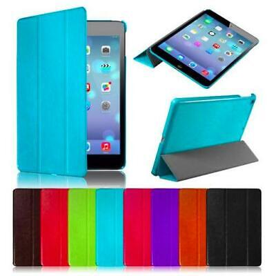 Slim Smart Stand Magnetic PU Leather Cover Case for All iPad Models